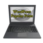 WordPress Popular Posts人気記事表示の導入方法と設定