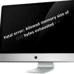 Fatal error: Allowed memory size of ○○ bytes exhausted・・と表示されたエラーの対処法(Xサーバー)